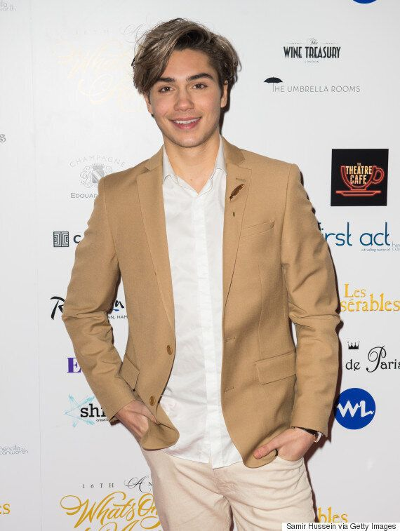 Union J Axe George Shelley, Due To 'Lack Of Commitment' Following 'I'm A Celebrity'