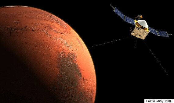 NASA Mars Mission Receives $55 Million To Build Deep Space