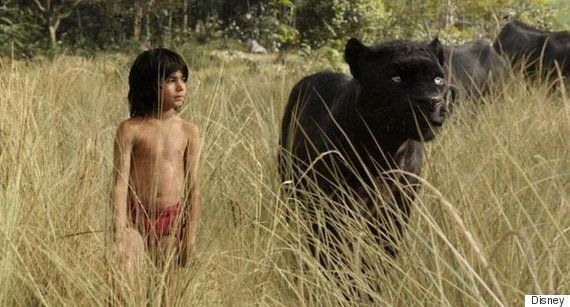 'The Jungle Book' First Trailer Released By