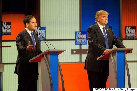 Donald Trump Tells Presidential Debate About His Penis Size In Election's Most Surreal Moment