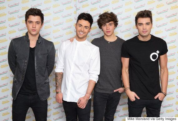 George Shelley Hits Back At 'Jealous' Union J After Boyband Ditch Him Following 'I'm A Celebrity'