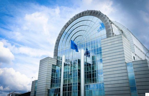 British MEP Stuck In A Lift In Brussels Records His