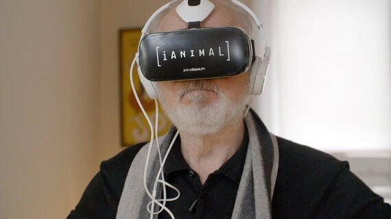 iAnimal: Virtual Immersion Into the Reality of Factory