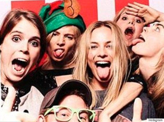 Margot Robbie Once Mistook Prince Harry For Ed Sheeran At A House Party. Well, We've All Done