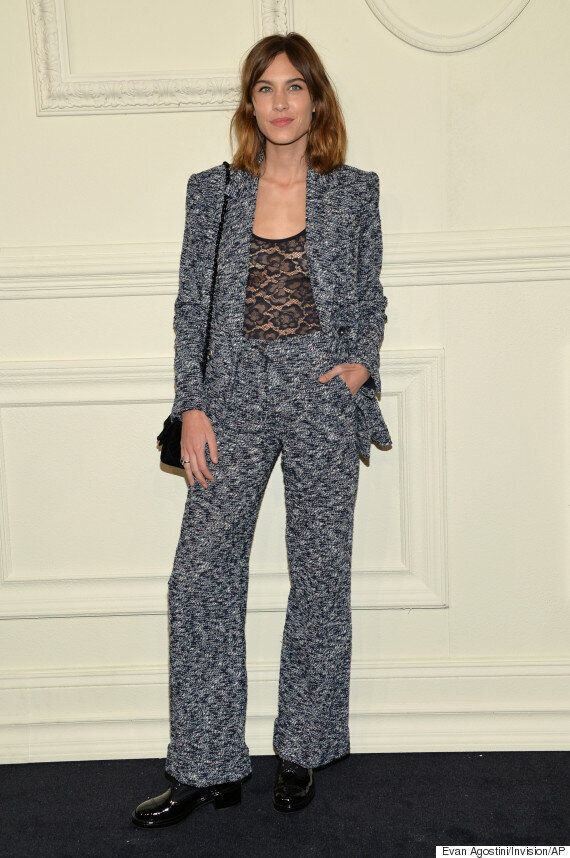 Alexa Chung Reveals The One High Street Fashion Piece She Wouldn't Do Without This