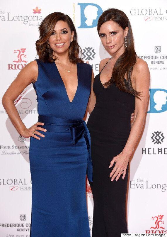 Victoria Beckham Reportedly Designing A 'Sexy Silk Wedding Dress' For Eva