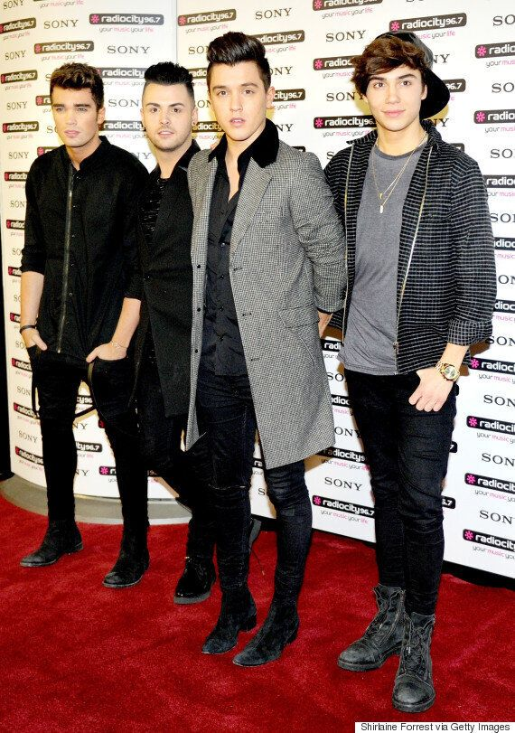 Union J Backtrack After George Shelley's Exit: 'It's A Sad Day That's Been Blown Out Of