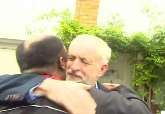 Jeremy Corbyn's Driver 'Injured BBC Cameraman James Webb By Knocking Him To The