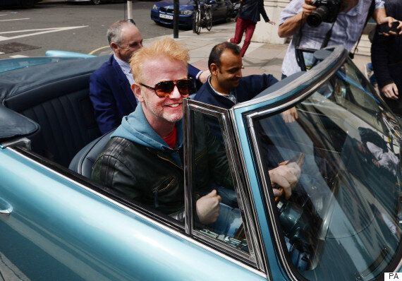 'Top Gear' 'To Be Broadcast Live - Chris Evans Wants To Shake Up The