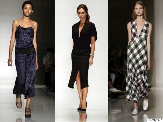 Victoria Beckham Criticised For Using 'Skinny Models' In New York Fashion Week