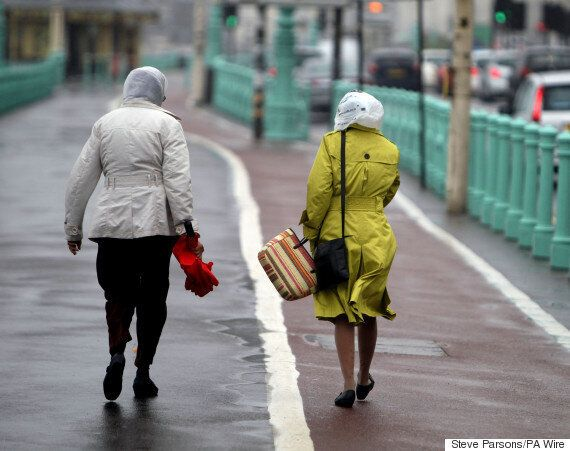 UK Weather Forecasts A Rainy September Thanks To Tropical Storm