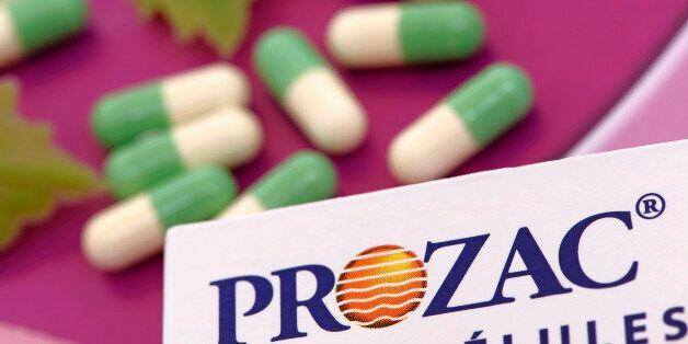 Anti-depression Medication, Prozac. (Photo by: Media for Medical/UIG via Getty