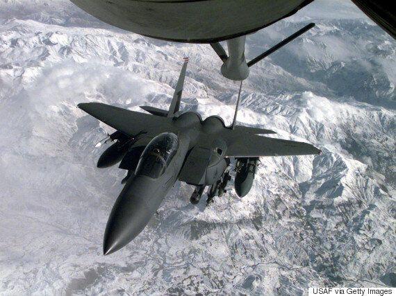 US Fightet Jet Crew Left 'Disorientated' After Laser