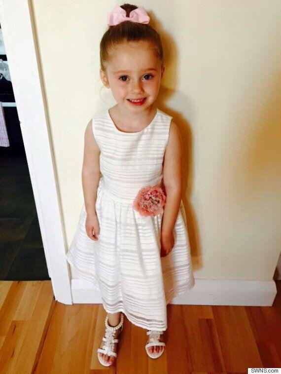 False Widow Spider Bite Leaves Toddler Ella Williamson In Hospital For Three