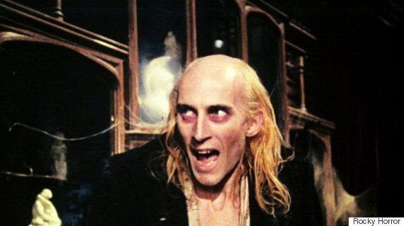 WISE WORDS: 'Rocky Horror Show's Richard O'Brien Tells HuffPostUK 'Love Without Kindness Is