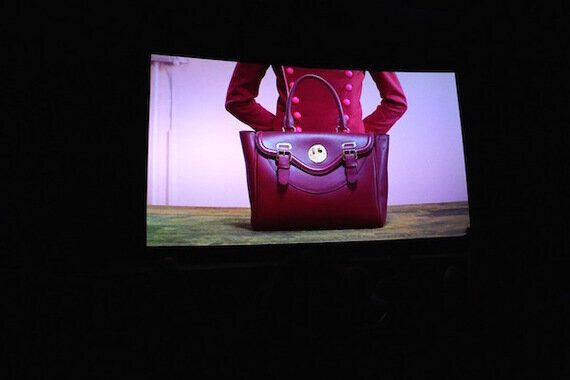 London Fashion Serves up Films, Fraying and