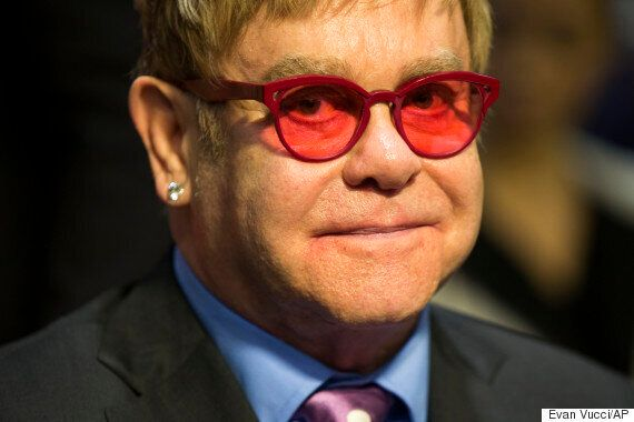 Pranksters Called Sir Elton John Pretending To Be Vladimir Putin To Talk About Gay Rights In