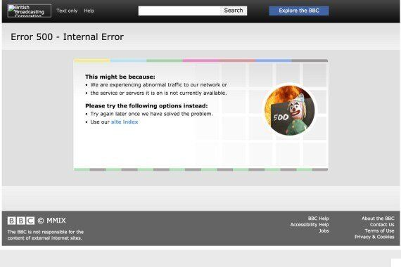 BBC Website Taken Down By Massive DDoS Cyber