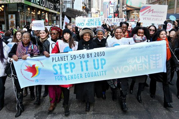 International Women's Day 2016: Equality for Women in