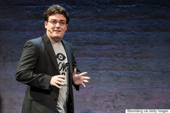 Oculus Rift Founder Palmer Luckey To Be Honoured At T3 Awards