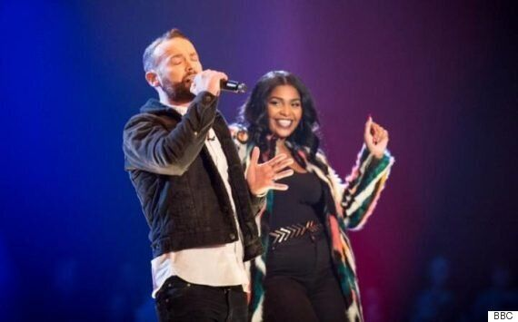 'The Voice' UK: Liberty X Singer Kevin Simm Makes It Through To Knockout Stage, Despite Paloma Faith...