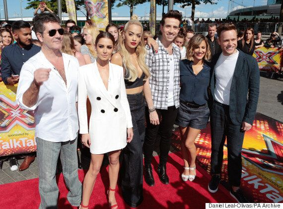 Simon Cowell Facing £20m Pay Cut If ITV Strikes New 'X Factor'