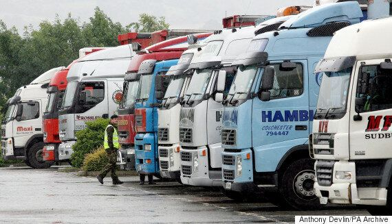 Driverless Lorries To Be Tested On M6 Motorway, Expected To Make Motorists