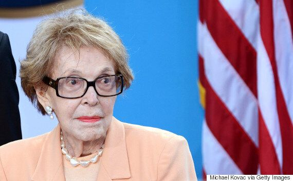 Nancy Reagan, Former US First Lady And Ronald Reagan's Widow, Dies Aged