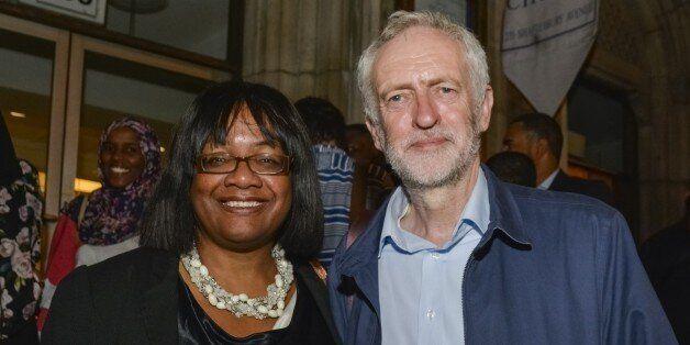 Andrew Neil And Ruth Davidson In Twitter Spat Over Journalist's Post On Diane Abbott/Jeremy Corbyn