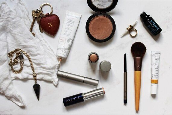 Inside My Natural Makeup Bag: A Better Kind of