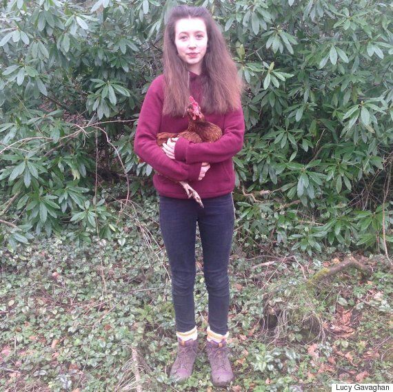 Meet Lucy Gavaghan, The Teen Who's Trying To Make Tesco Stop Selling Eggs From Caged
