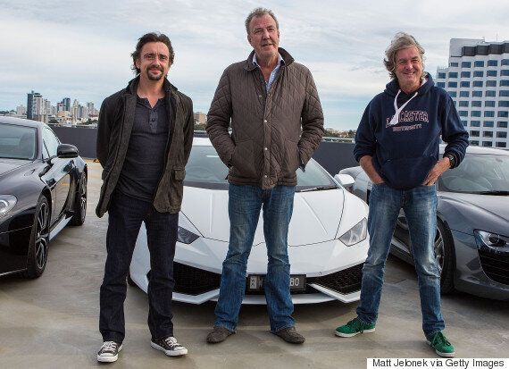 Richard Hammond Claims His 'Top Gear' Exit Was 'Obvious', After Jeremy Clarkson's