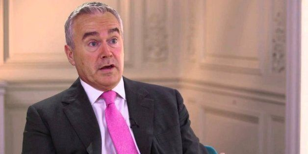 BBC 10 o'clock News presenter Huw