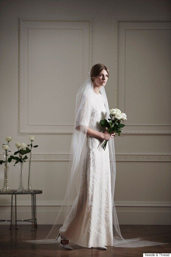 Net-A-Porter To Stock Affordable Wedding Dresses By Needle &