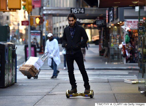 Hoverboards Might Look Stupid, But Banning Them Is About as Sensible as Banning the