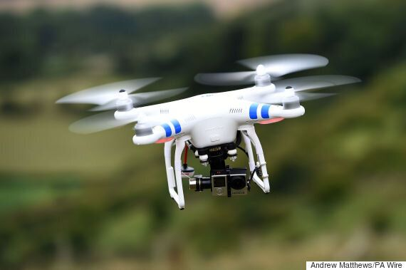 Drones Could Be Used To Smuggle Drugs And Firearms Into Prison, Security Experts Have