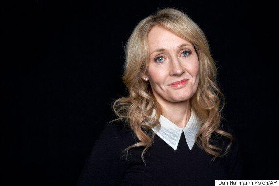 JK Rowling Brilliantly Shuts Down Twitter Troll While Swearing Like A