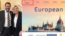 Il gruppo dei sovranisti al Parlamento Ue ruba il nome a un'iniziativa degli