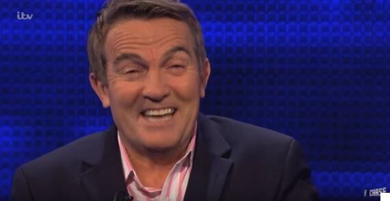 'The Chase' Stars Shaun Wallace And Bradley Walsh Descending Into Fits Of Giggles Will Have You Doing...