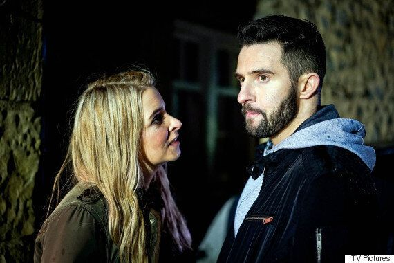 'Emmerdale' Spoiler: Charity Dingle Drops A Bombshell On Ross Barton Amid Blackmail