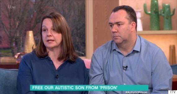 Holly Willoughby Breaks Down In Tears At Story Of Sectioned Autistic Teen Matthew Garnett On 'This
