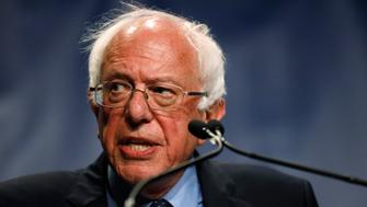 Democratic presidential candidate Bernie Sanders speaks during the Iowa Democratic Party's Hall of Fame Celebration, Sunday, June 9, 2019, in Cedar Rapids, Iowa. (AP Photo/Charlie Neibergall)