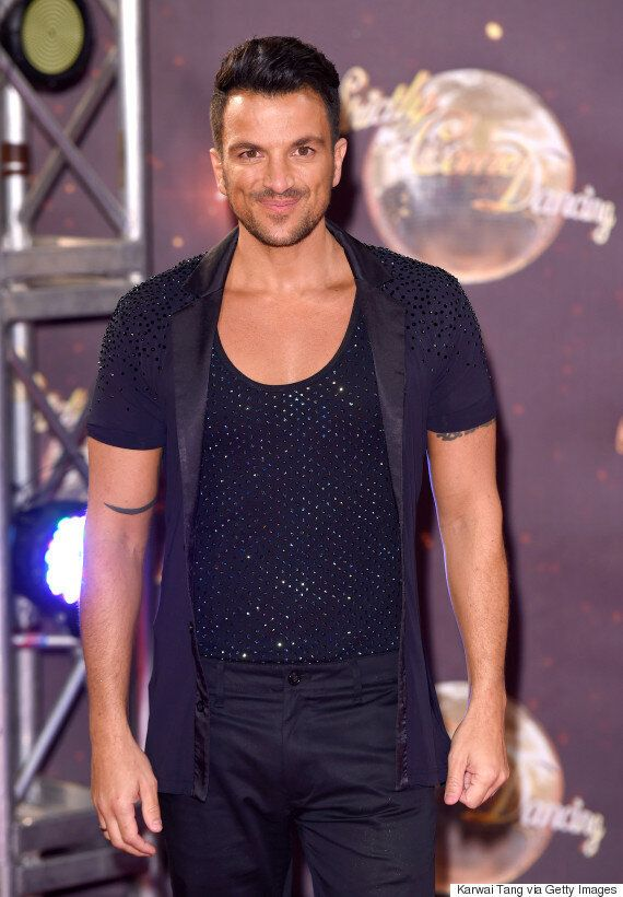 'Strictly Come Dancing' 2015: Peter Andre Tipped To Win By Former Contestant Mark