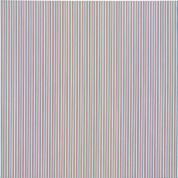 Bridget Riley: Learning From