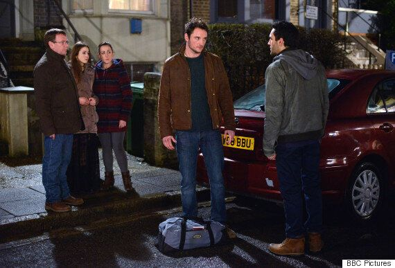 'EastEnders' Spoiler: The Secret's Out! Martin Tells Walford Who Arthur's Father Really