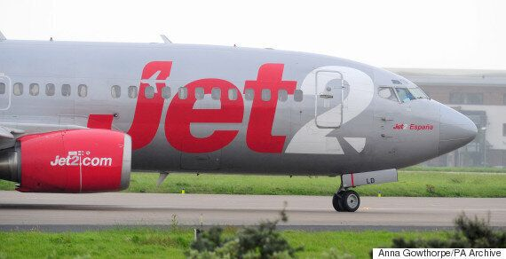 Jet2 Plane Lands At Manchester Airport After Reports Of Fire And Smoke And 'Horrendous' Thumping