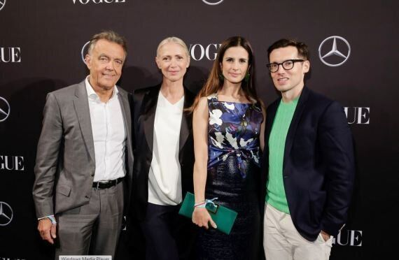 Wolfgang Schattling On The Mercedes-Benz Partnership Putting Sustainability At The Heart Of Fashion And