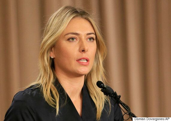 Maria Sharapova Fails Drugs Test: Tennis Star Suspended After Testing Positive For