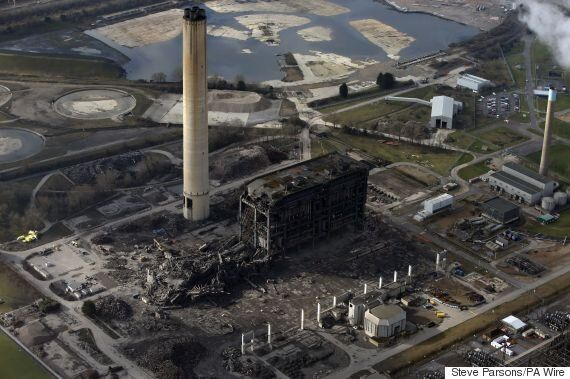 Didcot Power Station Collapse: Two Men From Rotherham Identified As