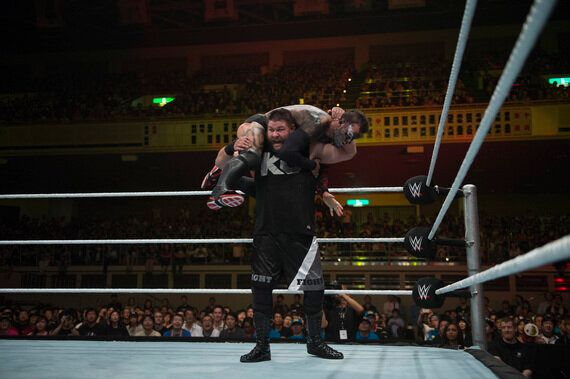 Royal Ramblings Meets Kevin Owens on the Road to